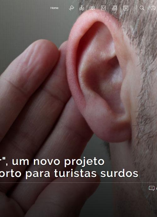 Blog Webook Porto - Um Porto mais acessível